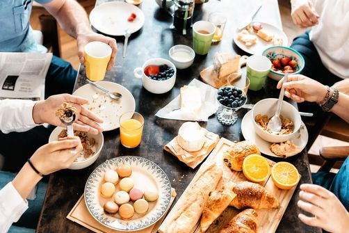 The Case for a Breakfast Feast