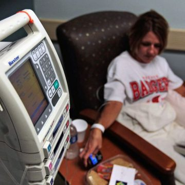 Hard to watch patients succumb to the 'secret powers' of alternative therapy