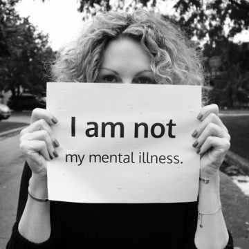 Don't call us crazy: the language of mental illness