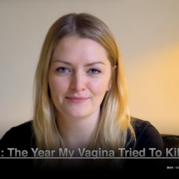 Endometriosis: 'My vagina tried to kill me'