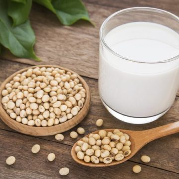 Soy milk the best plant-based dairy drink: McGill study