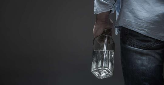 Brain activity explains drunken aggression