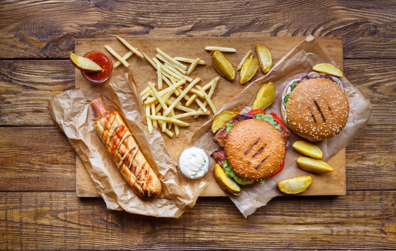 What Is Pfas In Fast Food Wrappers
