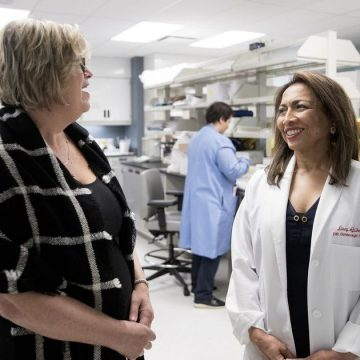 Promising new test for common uterine cancers has Montreal connection