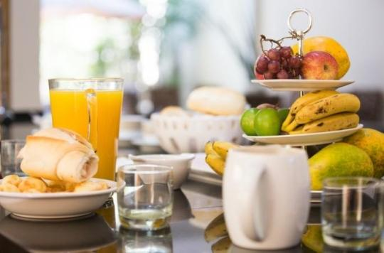 Prendre un petit-déjeuner complet, c'est mieux pour perdre du poids