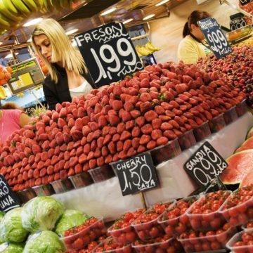 Quels sont les fruits et légumes qui contiennent le plus de pesticides ?