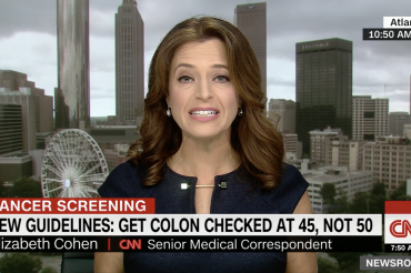 Colon and rectal cancer screenings should start at 45: new U.S. guidelines