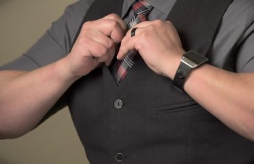 Wearing neckties can reduce blood flow to the brain by 7.5 percent