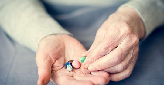 Alzheimer's risk 10 times lower with herpes medication
