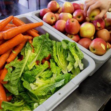 Manger plus de fruits et légumes ferait épargner le réseau de la santé