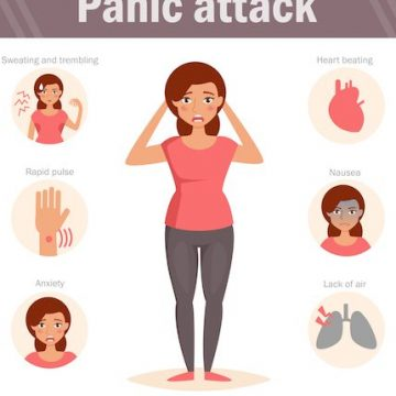 Tips to get through a panic attack