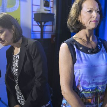 La surcharge de travail des infirmières au coeur du débat des aspirantes ministres de la Santé