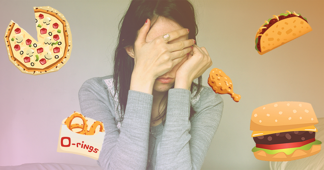 Being 'hangry' is an actual thing, according to a new study