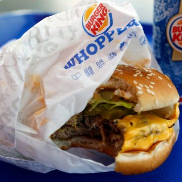 Fast food: It's what's for dinner … and lunch … and breakfast