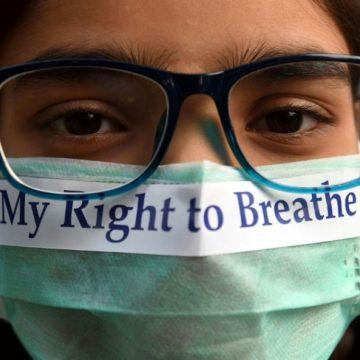 La pollution de l'air tue 600 000 enfants par an, selon l'OMS