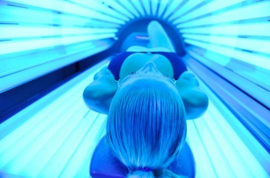 Cancer de la peau : l'Anses réclame la fermeture des cabines de bronzage