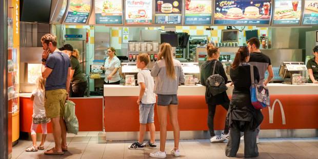 Les fast-foods, une calamité aux États-Unis