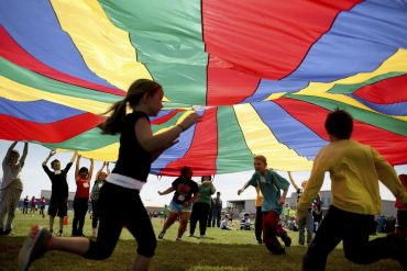 Canadian kids fall behind in global physical activity report
