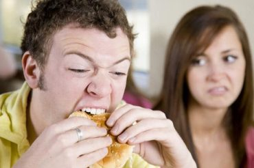 Misophonia: eating habits that drive couples up the wall