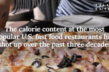 Study: fast food calorie content has steadily increased over the past 30 years