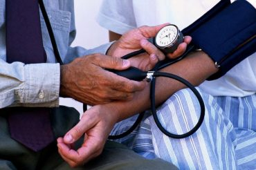 High blood pressure at doctor's office may be riskier than suspected