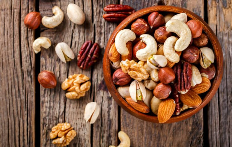 Study: a daily dose of nuts could be key to staying sharp in old age