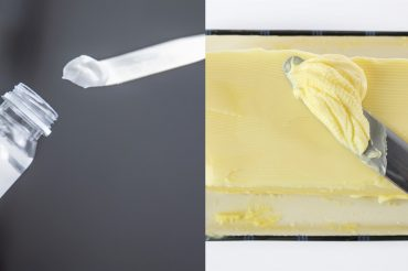 This new, super low-calorie butter has a surprising main ingredient
