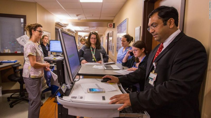 ICUs become a 'delirium factory' for Covid-19 patients