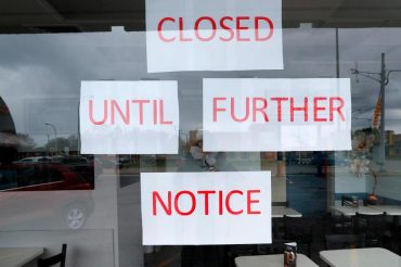 A second shutdown over coronavirus could be worse than the first