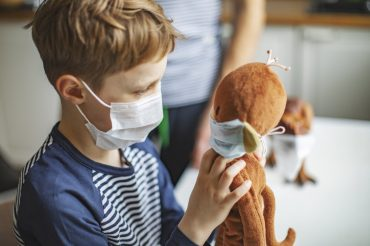 Kids can have Covid and antibodies at same time, study shows
