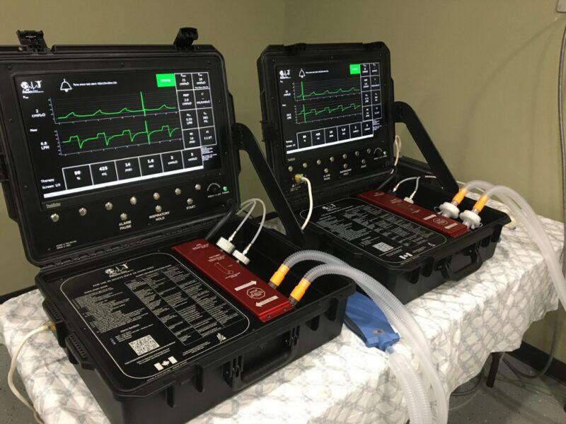 The story behind a made-in-Saskatchewan COVID-19 emergency-use ventilator