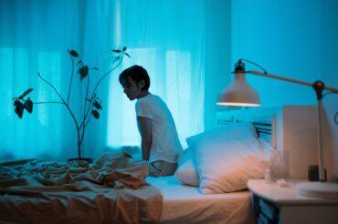 I had COVID-19 and now I can't sleep