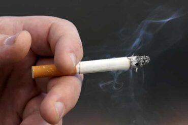 Smokers up to 80% more likely to be admitted to hospital with Covid