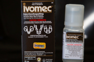 Health Canada issues warning against using ivermectin de-wormer to treat COVID-19